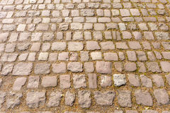 Cobblestone background Royalty Free Stock Photography