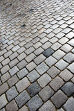 Cobblestone background Royalty Free Stock Photos