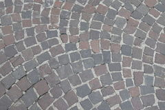 Cobblestone background Royalty Free Stock Images