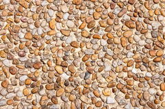 The cobblestone background Royalty Free Stock Photo