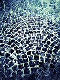 Cobblestone background Stock Photography