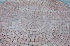 Cobblestone Circle Royalty Free Stock Image