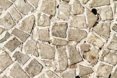 Cobblestone Floor Royalty Free Stock Image