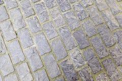 Cobblestone floor Royalty Free Stock Image