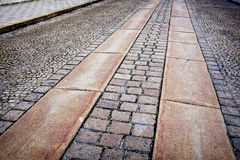 Cobblestone Royalty Free Stock Image