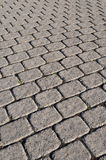 Cobblestone Path Stock Images