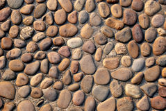 Cobblestone Path Royalty Free Stock Photos