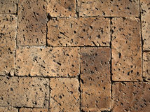 Cobblestone pattern. A cobblestone or a pavement stone pattern Stock Image