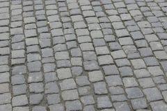 Cobblestone pattern background Royalty Free Stock Photo
