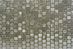 Cobblestone pattern Stock Photography