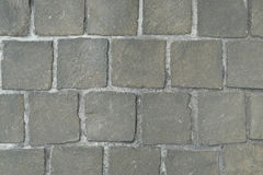 Cobblestone pattern and texture Royalty Free Stock Photo