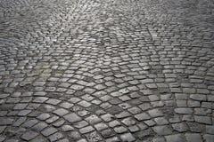 Cobblestone pavement. Stock Image
