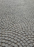 Cobblestone pavement. Stock Photography