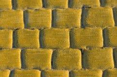 Cobblestone pavement Stock Photos