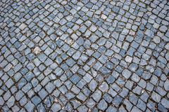 Cobblestone pavement Royalty Free Stock Image