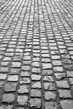 Cobblestone pavement or stone pavement texture Royalty Free Stock Photo