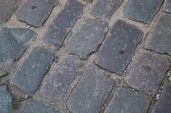 Cobblestone pavement texture Stock Photography
