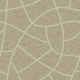 Cobblestone seamless background. Stock Photo