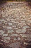 Cobblestone, Soil, Road Surface, Wall royalty free stock photo