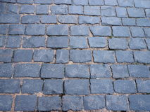 Cobblestone square Royalty Free Stock Image