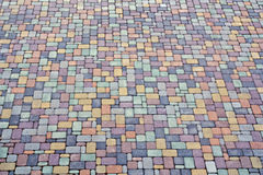 Cobblestone texture Royalty Free Stock Images