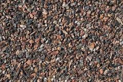 Cobblestone texture. Cobblestone path texture in bright sunlight Stock Photography