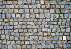 Cobblestone texture background. Cobblestone texture, can be used as background   image Stock Photos