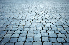 Cobblestone texture Stock Images