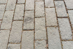 Cobblestone Way Stock Photos