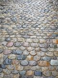 Cobblestone wet Royalty Free Stock Images