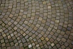 Cobblestones fotografia stock