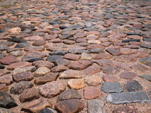 Cobblestones Stock Photography