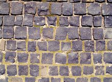 Cobblestones Royalty Free Stock Photo