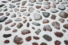 Cobblestones Royalty Free Stock Image