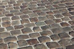 Cobblestones of Arras Royalty Free Stock Photo