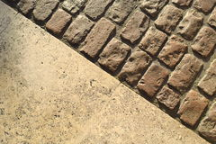 Cobblestones Royalty Free Stock Images