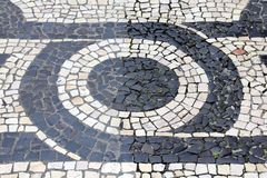 Cobblestones in Porto Royalty Free Stock Images