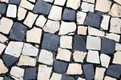 Cobblestones in Porto Royalty Free Stock Photos