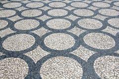 Cobblestones in Porto Royalty Free Stock Photography
