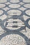 Cobblestones in Porto Stock Images