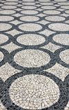 Cobblestones in Porto Royalty Free Stock Images