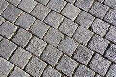 Cobblestones on a street Stock Photography