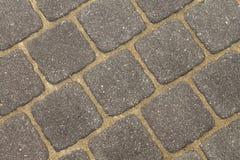 Cobblestones texture Stock Images