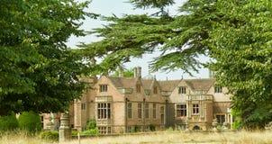 Coberto com as árvores Imagens de Stock Royalty Free