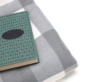 Cobertor acolhedor Fotos de Stock Royalty Free
