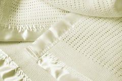 Cobertor do bebê Imagem de Stock