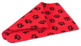 Cobertor. Isolado Fotografia de Stock Royalty Free