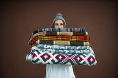 cobertores Fotos de Stock Royalty Free