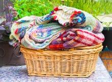 Cobertores Imagens de Stock