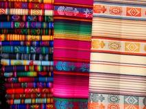 Cobertores tecidos Fotos de Stock